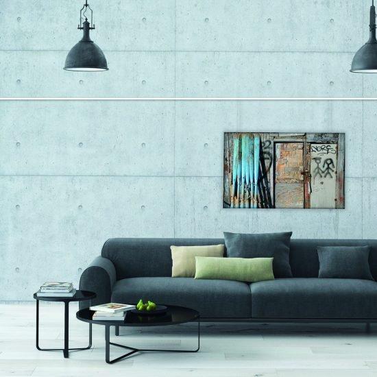 Galerijska šina - Dnevna soba